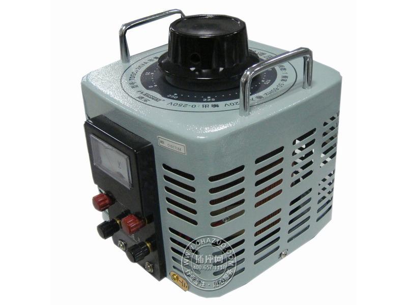 oni 接触式自耦调压器 2000W TDGC2 2KVA图片