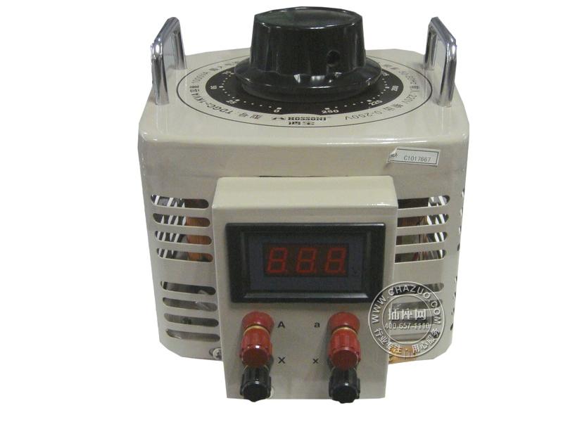 oni 接触式自耦调压器 1000W TDGC2 1KVA图片