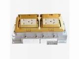 品牌:正旦 Zhengdan&#10名称:二位二极插座+二位二极带接地插座&#10型号:DST-230F-1
