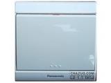 品牌:松下 Panasonic&#10名称:一位单控开关&#10型号:WMS501