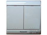 品牌:松下 Panasonic&#10名称:二位单控开关&#10型号:WMS503