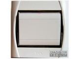 品牌:TCL-罗格朗 TCLLegrand&#10名称:一位单控大按钮开关&#10型号:S31/1/2B