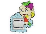 """品牌:奥盛 Aosens&#10名称:""""你好啊""""开关贴&#10型号:KT2013"""