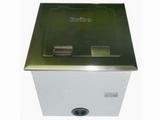 品牌:瑞博 Ruibo&#10名称:超高底盒开启式146地面插座&#10型号:RDC-146G