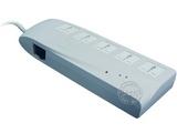 品牌:突破 Top&#10名称:保镖系列插座 5联3米(强效防浪涌+ 过载保护+ 双断开关)&#10型号:TZ-Y/TZ-102