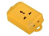 品牌:公牛 BULL&#10名称:插座 1联万用插座&#10型号:GN-C2