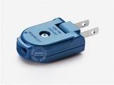 品牌:奥盛 Aosens&#10名称:国标2扁接线插头&#10型号:AS-JHD-2201