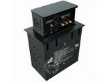 品牌:龙鑫 Longxin&#10名称:升降式桌面插座&#10型号:ZH400