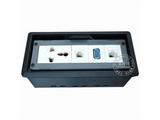 品牌:龙鑫 Longxin&#10名称:开起式桌面插座&#10型号:ZH103
