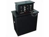 品牌:龙鑫 Longxin&#10名称:电动升降式桌面插座&#10型号:ZH300D
