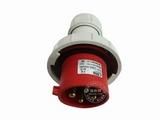 品牌:怡达 YEEDA&#10名称:IP67连接器插头4芯(32A380V)&#10型号:0240206