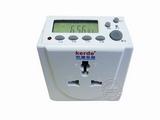品牌:科德 Kerde&#10名称:24小时电子式定时器节能插座&#10型号:TW-L12