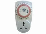 品牌:公牛 BULL&#10名称:24小时机械定时器插座&#10型号:GND-2