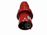 品牌:威浦 Weipu&#10名称:IP44工业用插头4芯(63A380V)&#10型号:643
