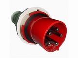 品牌:怡达 YEEDA&#10名称:IP67连接器插头5芯(63A380V)&#10型号:0350206