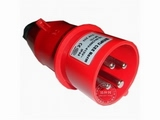 品牌:威浦 Weipu&#10名称:IP44连接器插头4芯(16A380V)&#10型号:233