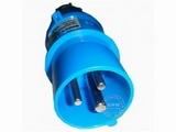 品牌:威浦 Weipu&#10名称:IP44工业用插头3芯(16A220V)&#10型号:231