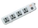 品牌:可来博 Clamber&#10名称:独特节能LED开关插座&#10型号:STY-1-D14-1S