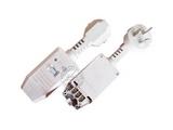 品牌:国产 Guochan&#10名称:16A新艺漏电保护插头&#10型号:XYIL-16
