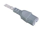 品牌:公牛 BULL&#10名称:耦合器1.5米饭锅线&#10型号:GN-J4