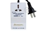 品牌:星威 Singway&#10名称:500W 互转交流电源变压器220V-110V或110V-220V/可逆变&#10型号:SW-S15