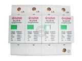 品牌:爱劳 ailao&#10名称:4P100KA420V 防雷 浪涌 电涌保护器&#10型号:ALU3-4P 100KA