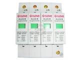 品牌:爱劳 ailao&#10名称:4P60KA420V 防雷 浪涌 电涌保护器&#10型号:ALU3-4P 60KA