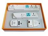 品牌:可来博 Clamber&#10名称:高效节能安全电源插座礼盒套装&#10型号:GFJY-104/102T/D01/101K10