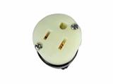 品牌:进口 Imports&#10名称:NEMA 5-15R防松脱美式连接器 单相三极15A/125V &#10型号:AS-CJ-712