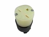 品牌:进口 Imports&#10名称:NEMA 6-15R防松脱美式连接器 单相三极15A/250V &#10型号:AS-CJ-722