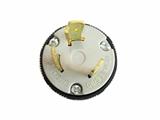 品牌:进口 Imports&#10名称:NEMA L6-30 防松脱美式引挂式接线头 单相三极30A/250V&#10型号:AS-CWJ-8331