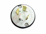 品牌:进口 Imports&#10名称:NEMA L14-20 防松脱美式引挂式接线插头三相四极20A/125V-250V &#10型号:AS-CWJ-8420