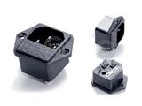 品牌:奥盛 Aosens&#10名称:固定式IEC-C14服务器专用插头&#10型号:AS-SS-8B