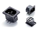 品牌:奥盛 Aosens&#10名称:IEC-C14服务器专用插头&#10型号:AS-SS-120C