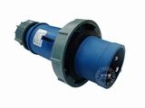 品牌:威浦 Weipu&#10名称:IP67工业用插头3芯(16A220V)&#10型号:171