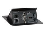 品牌:奥盛 Aosens&#10名称:弹起式桌面插座&#10型号:AS-220