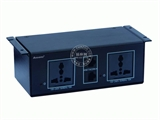 品牌:奥盛 Aosens&#10名称:吊装式桌面插座&#10型号:AS-ZJU-104