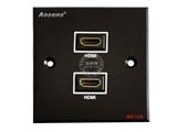 品牌:奥盛 Aosens&#10名称:多媒体面板&#10型号:AS-ZJ-WP129(黑色)