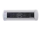 品牌:奥盛 Aosens&#10名称:电动翻转桌面插座 多媒体台面插座&#10型号:AS-ZH-009