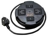 品牌:可来博 Clamber&#10名称:便携式一转四变形插排插线板插座 防雷 线可收纳&#10型号:STY-1-BX1