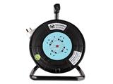 品牌:公牛 BULL&#10名称:电缆盘 10A 20米 单开关4位万用 GN-803&#10型号:GN-803