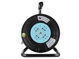 品牌:公牛 BULL&#10名称:电缆盘 10A 30米 单开关4位万用 GN-803&#10型号:GN-803