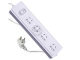 品牌:公牛 BULL&#10名称:插座 总控4联3米万用插座&#10型号:GN-E14