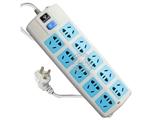 品牌:公牛 BULL&#10名称:插座 总控双排10联3米插座&#10型号:GN-605
