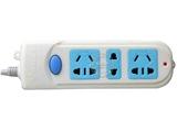 品牌:公牛 BULL&#10名称:插座 总控3联1.8米插座&#10型号:GN-606