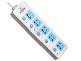品牌:公牛 BULL&#10名称:插座 5控5联3米万用插座&#10型号:GN-309
