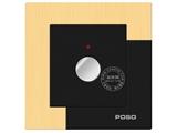 品牌:品上 POSO&#10名称:触摸延时开关(带节能灯、带消防)&#10型号:AF/CH01/A