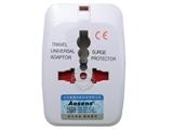 品牌:奥盛 Aosens&#10名称:全球通转换插头/旅行转换器 10A 110~250V &#10型号:AS-CQ-A01