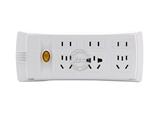 品牌:突破 Top&#10名称:一控六联接线板插座3米&#10型号:TZ-C0811K6(3m)