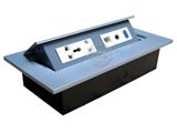 品牌:国产 Guochan&#10名称:正旦DZA-266系列桌面插座&#10型号:DZA-266
